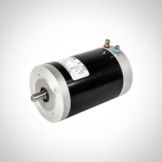 PM Brushed DC Motors For Hydraulic
