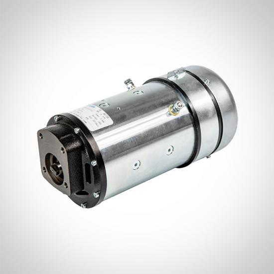 Brush DC Motors Wound-field Manufacturer
