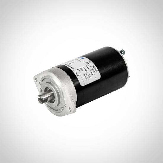 Brush DC Motor Permanent Magnet Hydraulic System